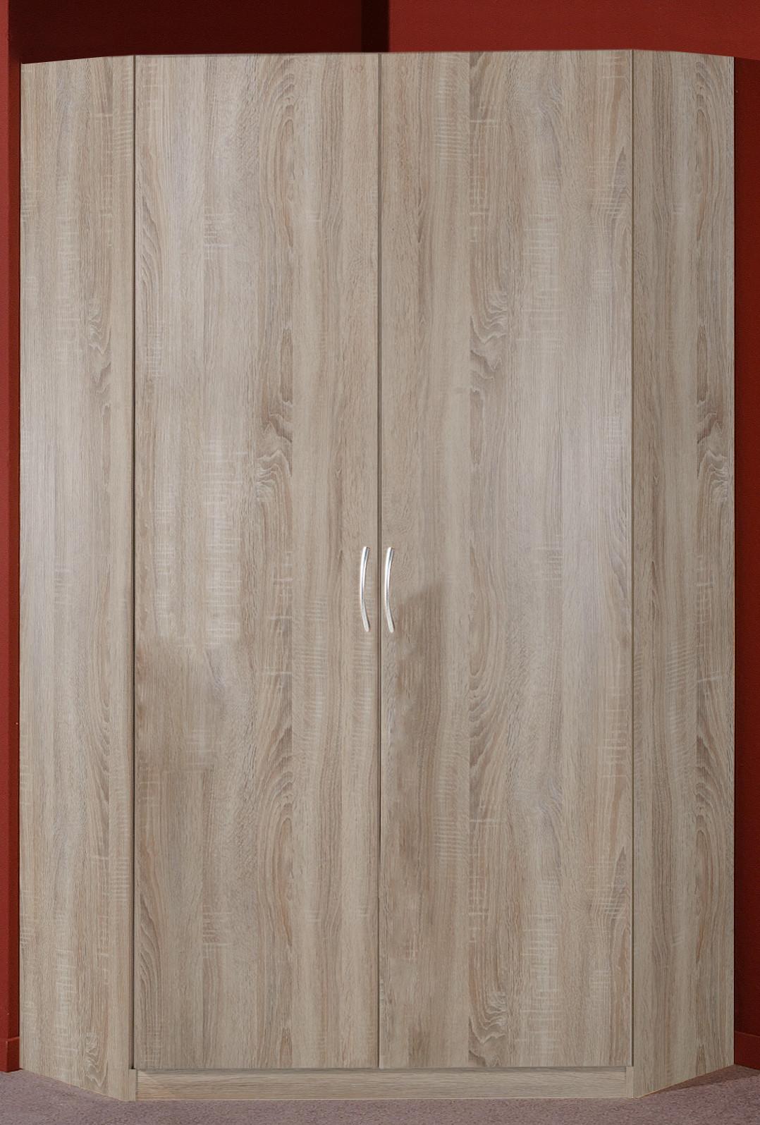 wimex eckschrank mit oder ohne spiegel h he 198 cm 4 farben eck kleiderschrank ebay. Black Bedroom Furniture Sets. Home Design Ideas