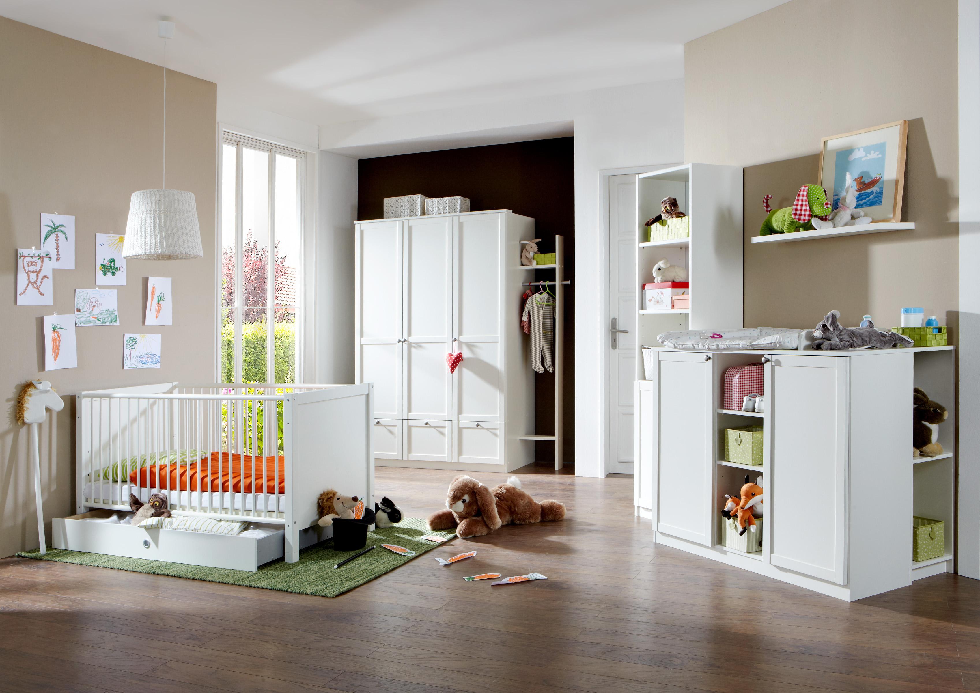 Wimex babyzimmer dreht renschrank mit rahmenfront schubk sten landhaus ebay - Wimex babyzimmer ...