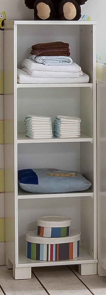 Wimex regal 3 b den alpinwei windelregal babyzimmer anstellregal ebay - Wimex babyzimmer ...