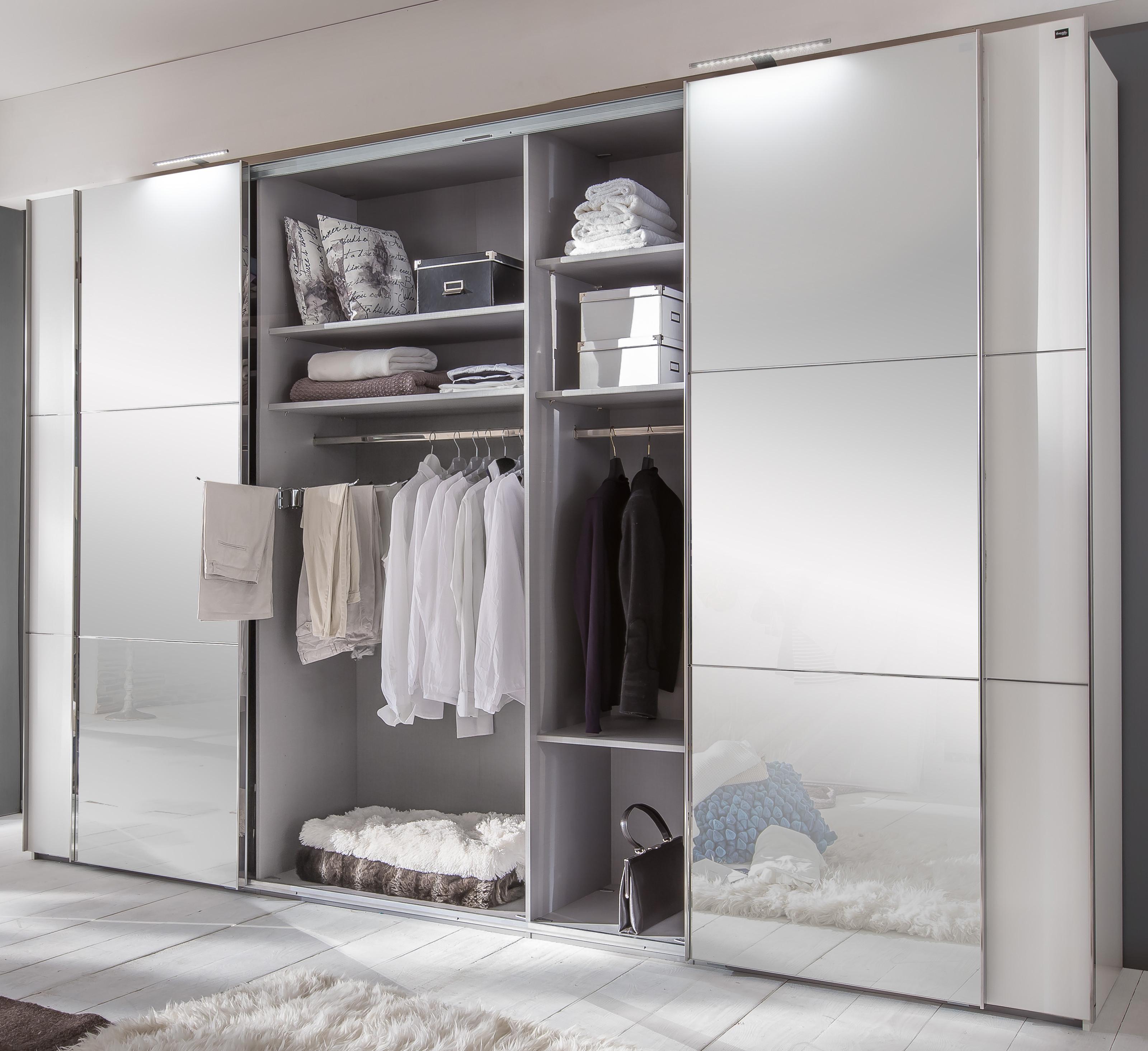 fresh to go schwebet renschrank synchron schwebet r breite 300 cm 350 cm. Black Bedroom Furniture Sets. Home Design Ideas