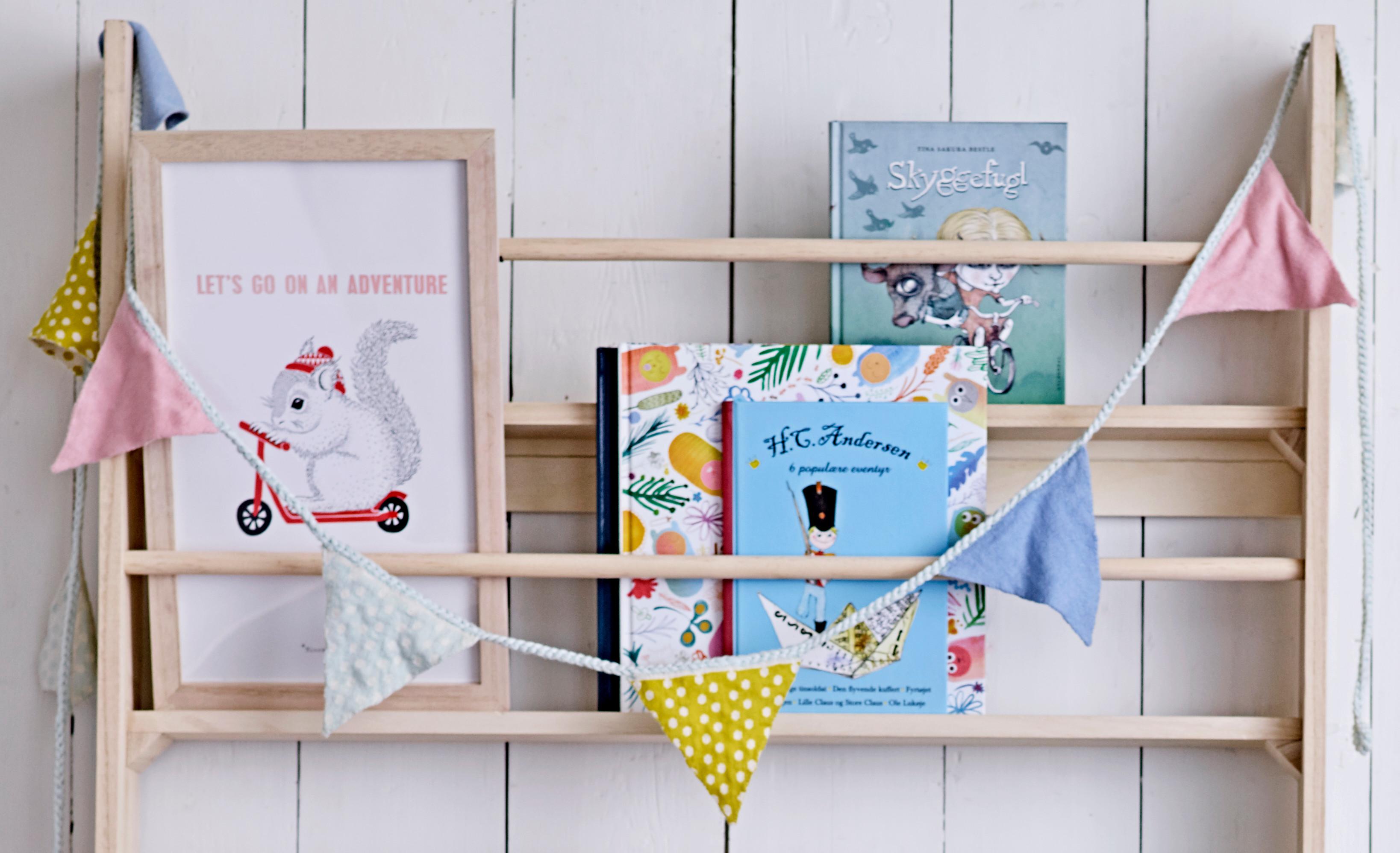 bloomingville mini wimpelkette flags on string 3 meter. Black Bedroom Furniture Sets. Home Design Ideas