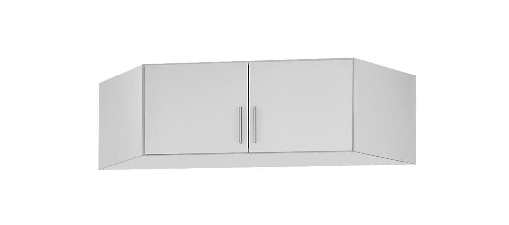 rauch eck kleiderschrank aufsatz celle hochglanz 117 x. Black Bedroom Furniture Sets. Home Design Ideas
