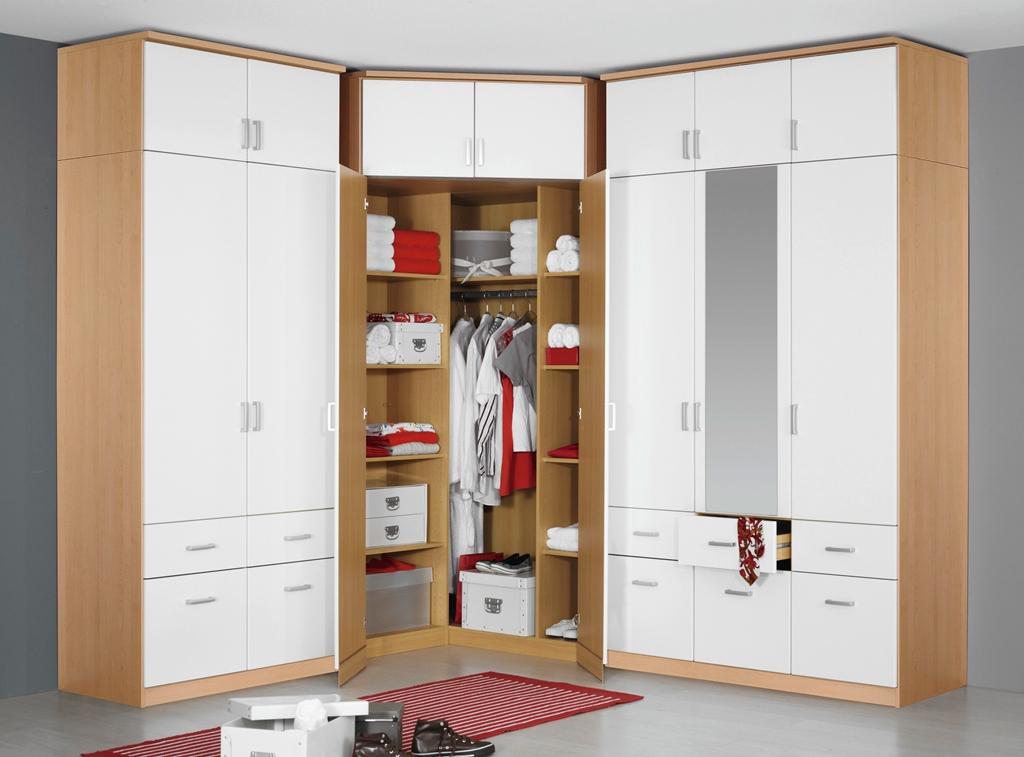 rauch eck kleiderschrank aufsatz bremen verschiedene farben ebay. Black Bedroom Furniture Sets. Home Design Ideas