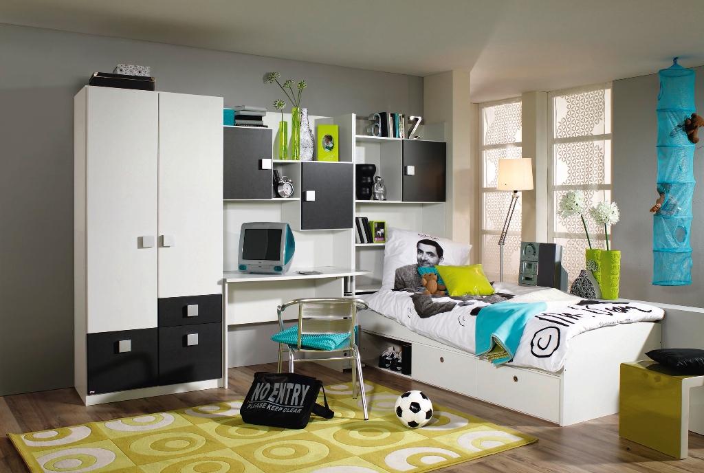 rauch jugendzimmer komplettangebot skate farbe und gr e w hlbar ebay. Black Bedroom Furniture Sets. Home Design Ideas