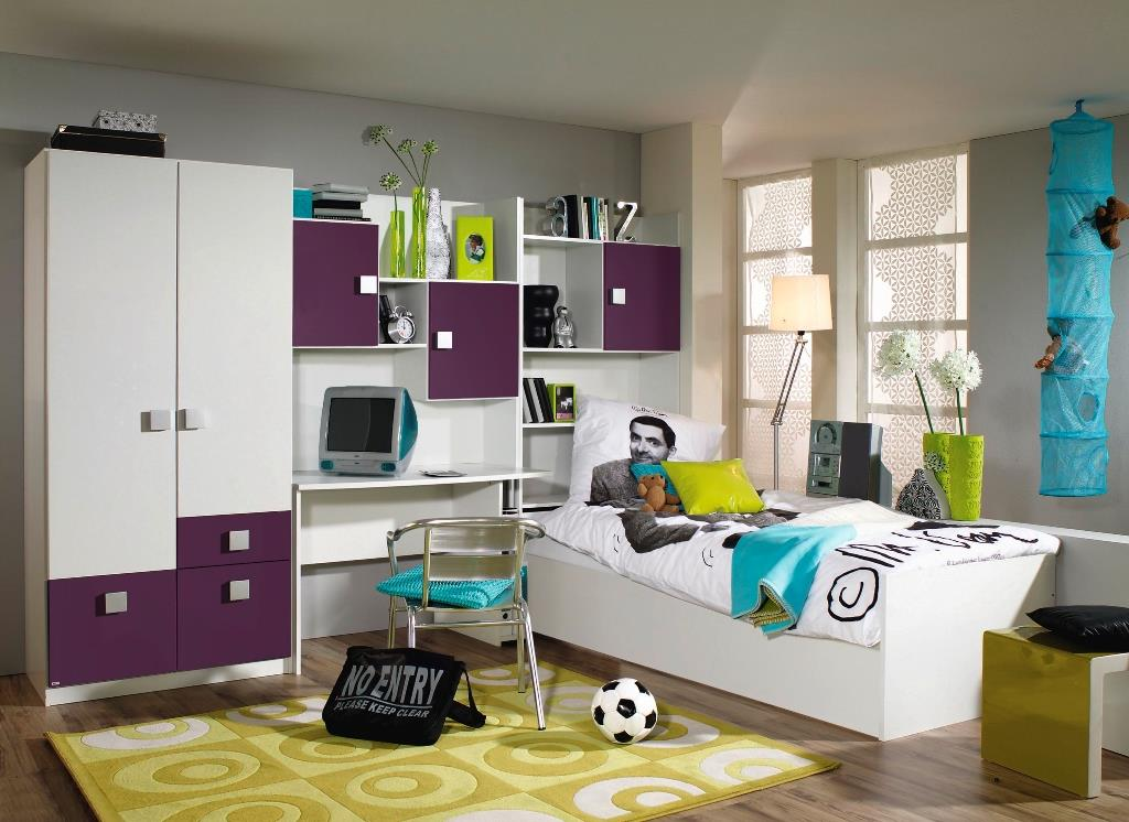 rauch jugendzimmer komplettangebot skate farbe und gr e w hlbar ebay. Black Bedroom Furniture Sets. Home Design Ideas