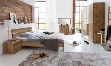 Wimex Schlafzimmer Komplettangebot 4-teilig mit Drehtürenschrank ...