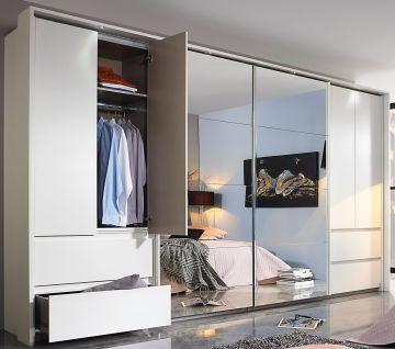 rauch schwebet renschrank mit synchron schwebet r 4. Black Bedroom Furniture Sets. Home Design Ideas