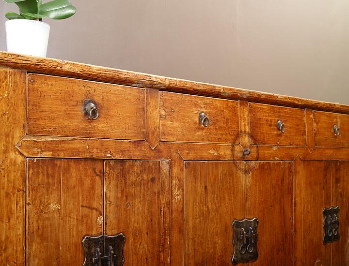 antikes chinesisches sideboard 185cm ming stil. Black Bedroom Furniture Sets. Home Design Ideas