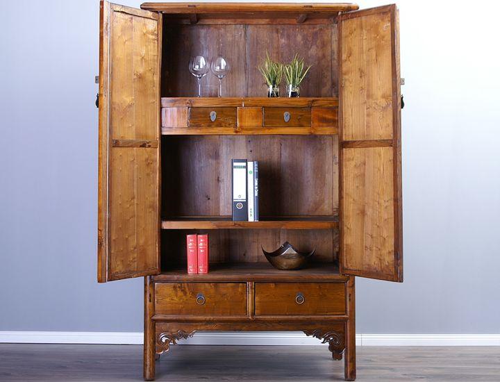 antiker chinesischer schrank hochzeitsschrank wohnzimmer. Black Bedroom Furniture Sets. Home Design Ideas