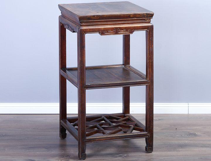 antike chinesische blumens ule beistelltisch tisch. Black Bedroom Furniture Sets. Home Design Ideas