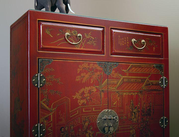 chinesische k che kiel details zu chinesisches sideboard. Black Bedroom Furniture Sets. Home Design Ideas