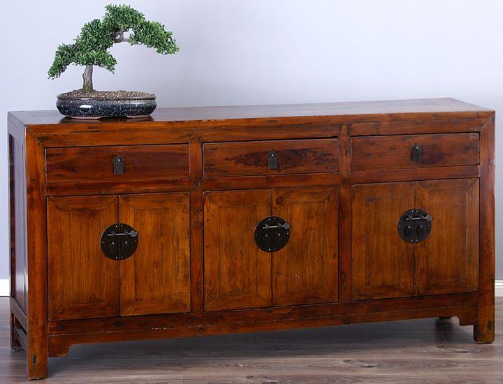antikes chinesisches sideboard hochzeitsschrank buffet. Black Bedroom Furniture Sets. Home Design Ideas