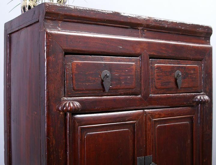 antike chinesische kommode sideboard schrank hochzeitsschrank china kolonialstil ebay. Black Bedroom Furniture Sets. Home Design Ideas