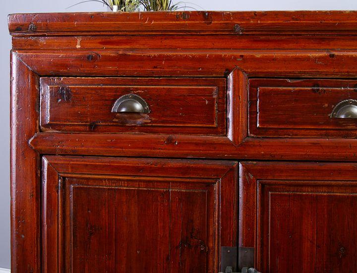 Kommode Kolonialstil Sideboard Nachtschrank Wohnzimmerschrank EBay