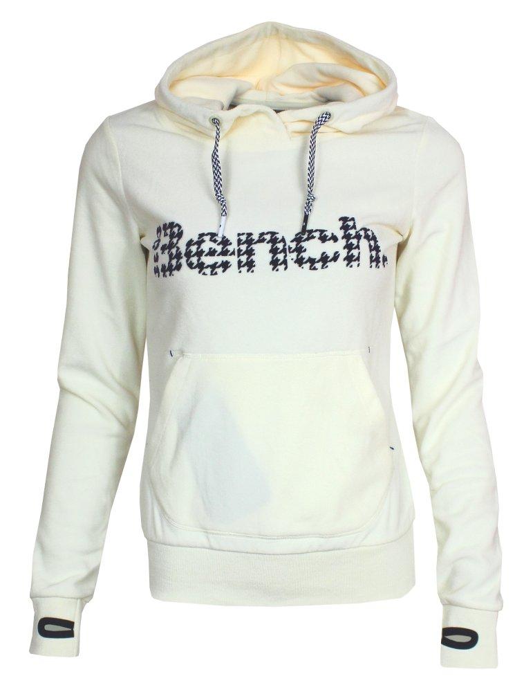 bench hornet fleece hoody damen pullover sweatshirt mit. Black Bedroom Furniture Sets. Home Design Ideas
