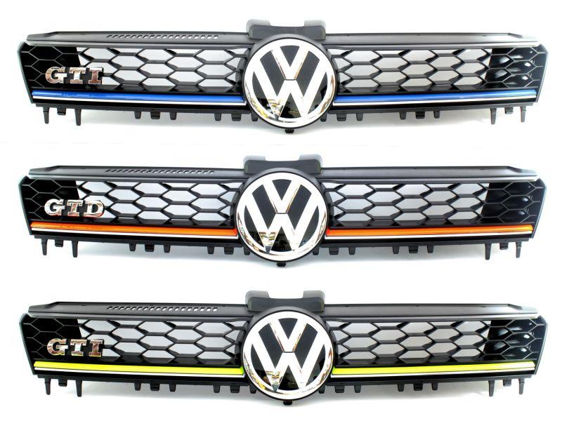 custom color k hlergrill golf 7 vii gtd gti carbon gr n. Black Bedroom Furniture Sets. Home Design Ideas