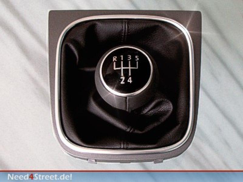 golf v chrom schaltknauf neu original jetta gti r32 5. Black Bedroom Furniture Sets. Home Design Ideas