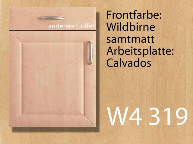 Küche L-Form Wellmann ALNO AG Wildbirne Augsburg | {Wellmann küchen griffe 90}