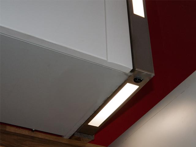 design leuchte passt wellmann alno usw h ngeschr nke unterschrank 89 cm. Black Bedroom Furniture Sets. Home Design Ideas
