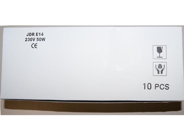 50 watt jdr halogenbirne e14 f r jan kolbe dunstabzugshaube wandhaube inselhaube ebay. Black Bedroom Furniture Sets. Home Design Ideas