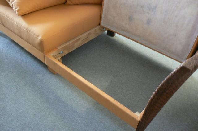 sch tz flechtatelier 2er bank oder bett geflochten ohne. Black Bedroom Furniture Sets. Home Design Ideas