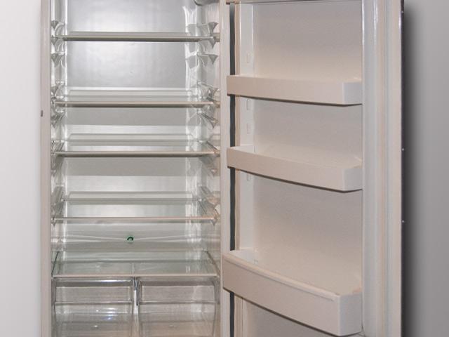 122 cm k hlschrank orig 699 dekorf hig dekorplatte ohne gefrierfach einbau ebay. Black Bedroom Furniture Sets. Home Design Ideas