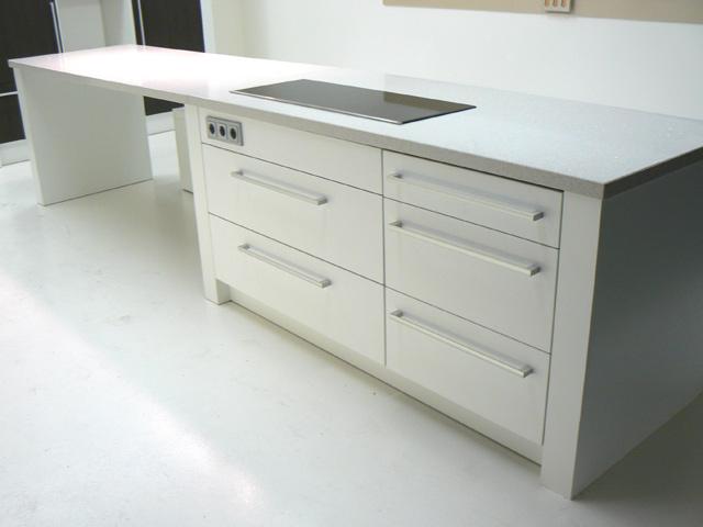 Kücheninsel Ausstellungsstück ~ küche geba bosch koch insel bank granit grifflos neu ebay