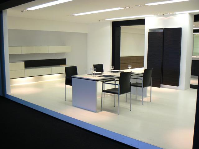 k che wei grifflos tisch anrichte granit orig 33900. Black Bedroom Furniture Sets. Home Design Ideas