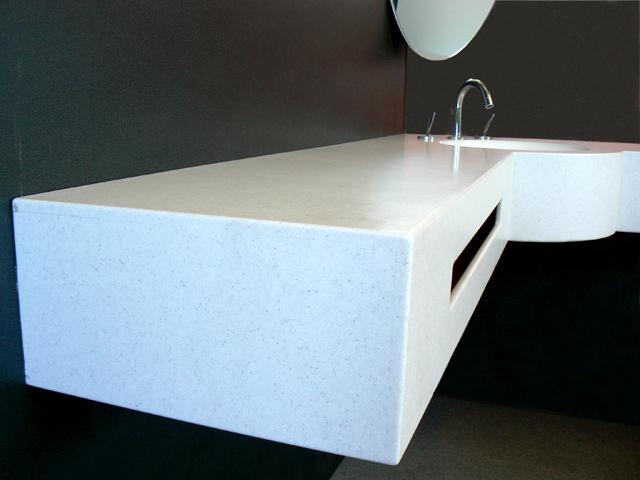 bad eck waschbecken mineralguss waschtisch armatur eck waschtisch badezimmer ebay. Black Bedroom Furniture Sets. Home Design Ideas