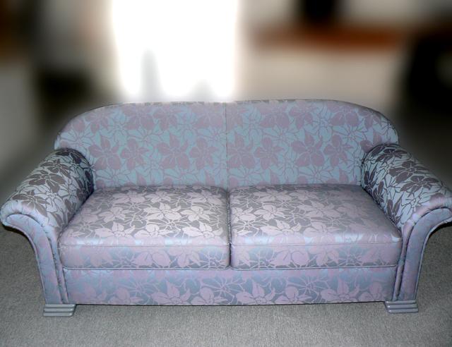 Bergmann M Bel 2er Couch Sofa Dekorst Ck Deko G Stezimmer Sofagarnitur Ebay