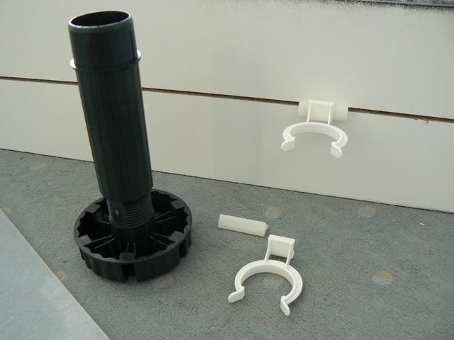 Sockelleisten für küchen  6x Halterungen für Küchensockel Sockelleiste Küche Clip ...