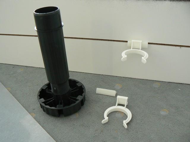 6x halterungen für küchensockel sockelleiste küche clip