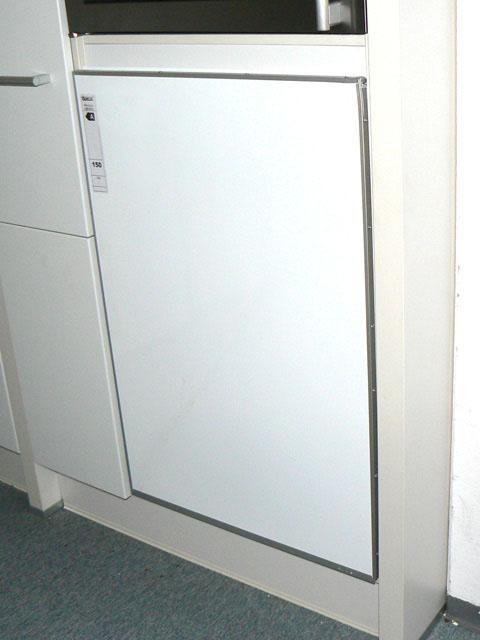 Dekorfähiger einbaukühlschrank
