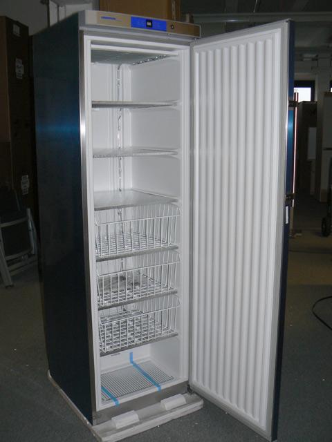 liebherr gg4060 gewerbe gefrierschrank edelstahl statische k hlung gastro k che ebay. Black Bedroom Furniture Sets. Home Design Ideas