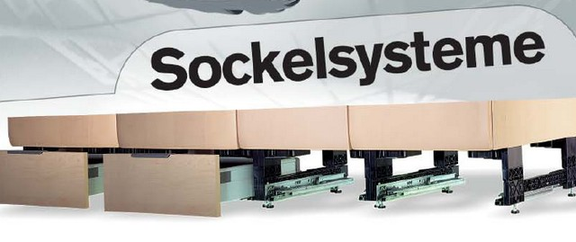 15-18Cm Sockelschubkasten Küchenfüße Sockel Küchen Sockel