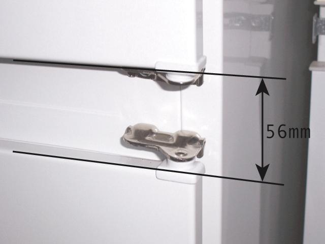 177cm einbau k hlschrank mit sep gefrierfach k hlgefrier kombi 2 t ren gefrier ebay. Black Bedroom Furniture Sets. Home Design Ideas