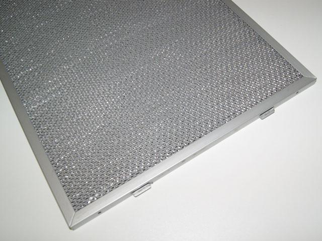 Jan kolbe 335mm x 275mm metall fettfilter dunstabzug for Metallfettfilter dunstabzugshaube