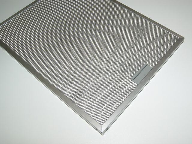 Jan kolbe 290mm x 220mm metall fettfilter dunstabzug for Metallfettfilter dunstabzugshaube