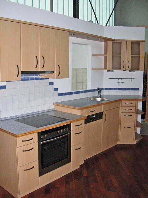 küche musterküche ausstellungsküche berbel miele neff | ebay - Neff Küche