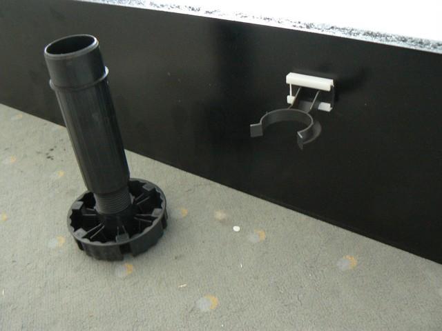 6x sockelhalterung f r k chensockel wischleiste k chen. Black Bedroom Furniture Sets. Home Design Ideas