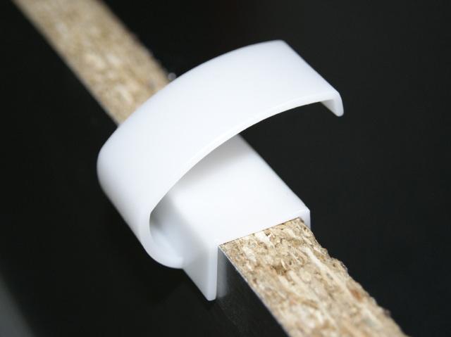 Küchensockel Befestigung Klammer ~ 6x sockelhalter für 16 mm küchensockel küche schiebhalter