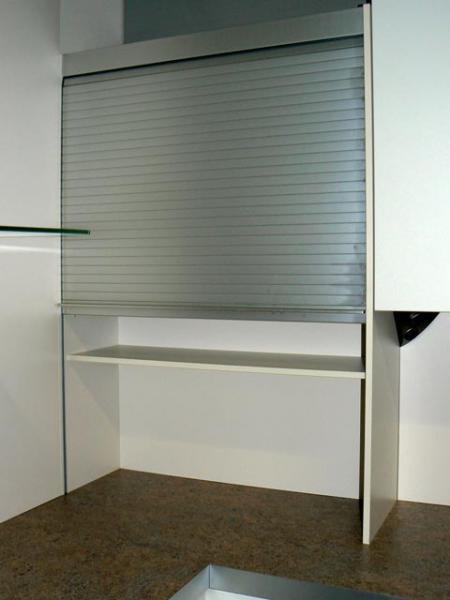 l k che sachsen k chen hochwertig front clivia wei ebay. Black Bedroom Furniture Sets. Home Design Ideas
