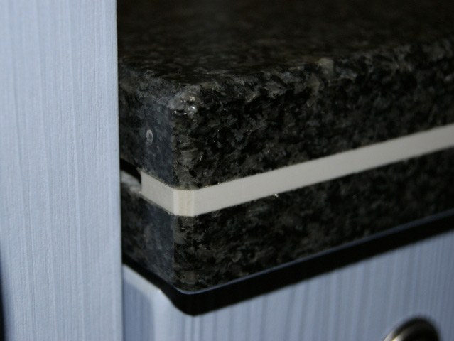 120 cm Granit Arbeitsplatte orig. 950,- Granitarbeitsplatte Küche ... | {Küchenarbeitsplatte granit 20}