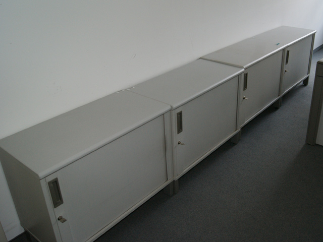 80 cm waiko b ro b rom bel beistellschrank b roschrank gro posten. Black Bedroom Furniture Sets. Home Design Ideas