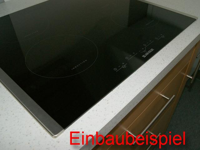 60 cm jan kolbe induktionskochfeld autark 4 kochzonen. Black Bedroom Furniture Sets. Home Design Ideas