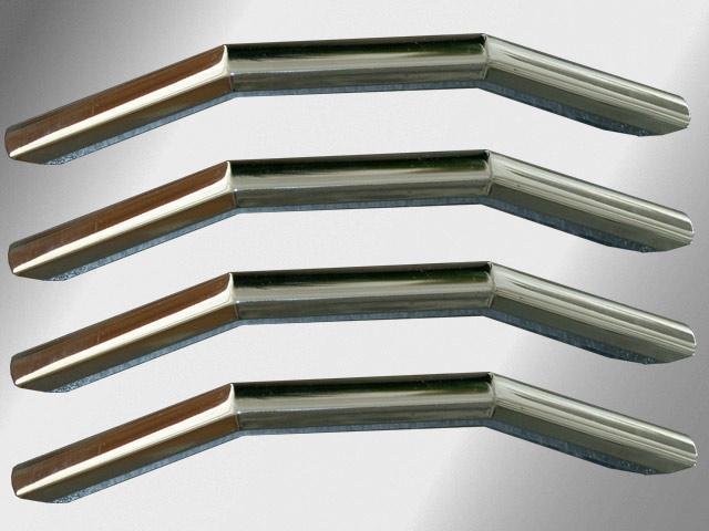 Wellmann küchen griffe  4 x Küchengriff Design orig. 108.- 96mm Lochabstand Wellmann Alno ...