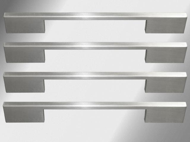 Griffe Für Küchenschränke Edelstahl – Dekoration Bild Idee