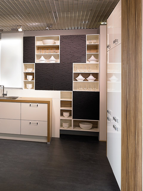 wellmann alno messek che incl e ger te musterk che ausstellungsk che fotok che ebay. Black Bedroom Furniture Sets. Home Design Ideas