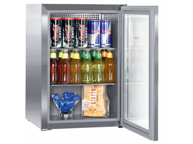 Mini Kühlschrank Mit Glastür : Liebherr kühlschrank edelstahl gehäuse glastür für wartezimmer hotel