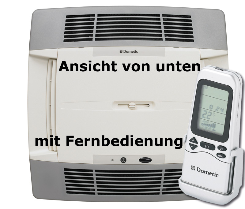 Dometic blizzard 2200 b2200 dachklimaanlage klimaanlage for Wohnwagen mit klimaanlage